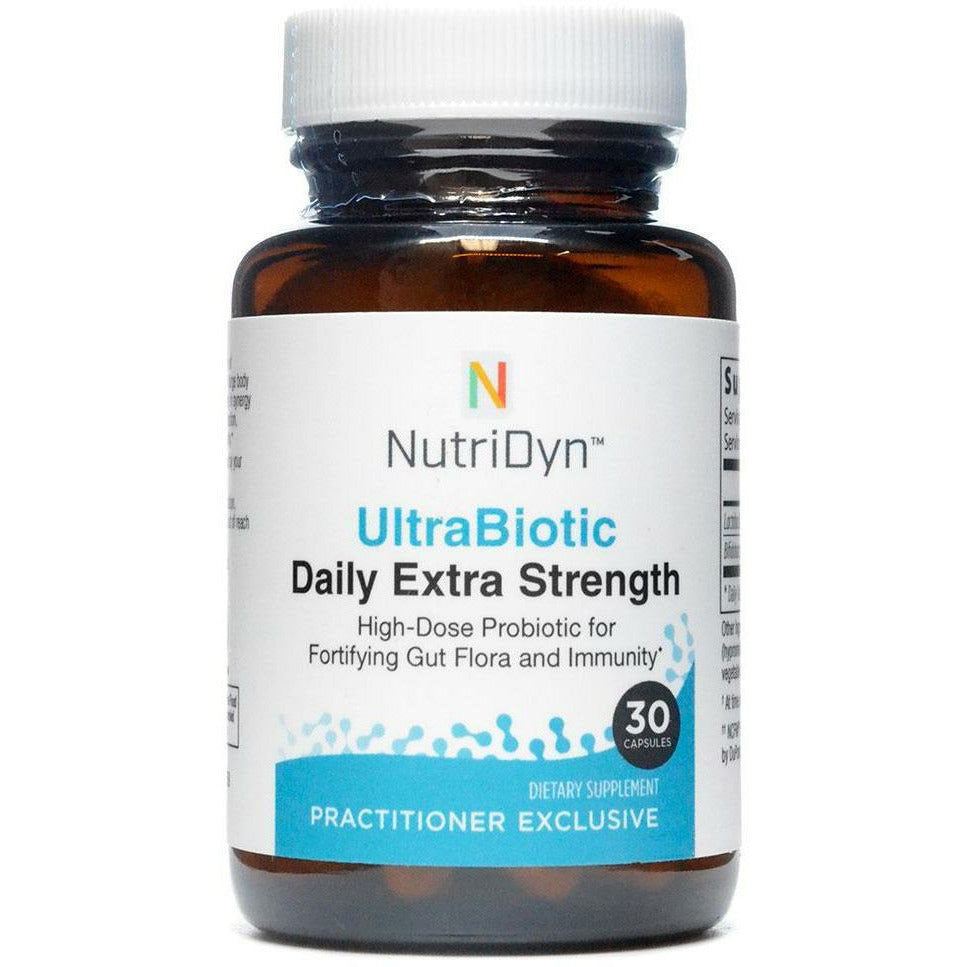 Nutri-Dyn, UltraBiotic Daily Extra Strength 30 Caps