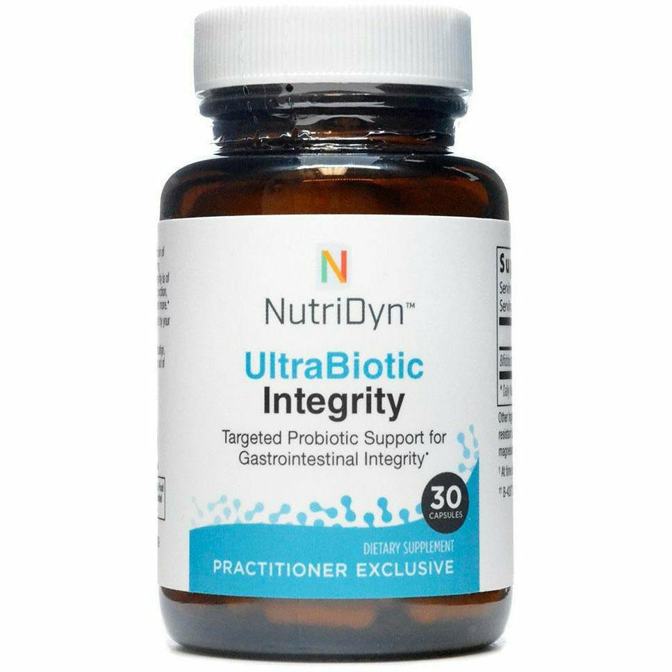 Nutri-Dyn, UltraBiotic Integrity 30 Caps