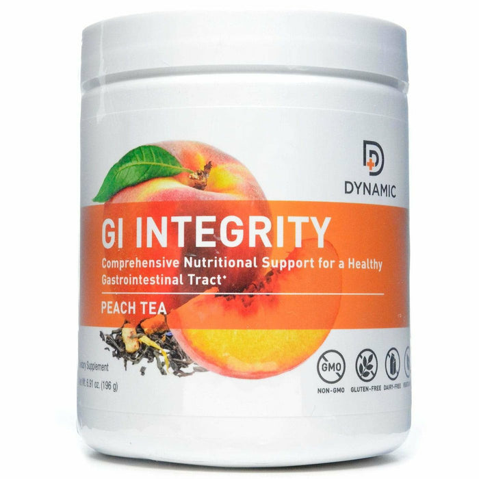Nutri-Dyn, Dynamic GI Integrity Peach Tea 6.91 oz