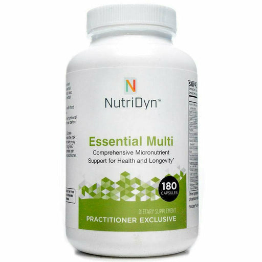 Nutri-Dyn, Essential Multi 180 Caps