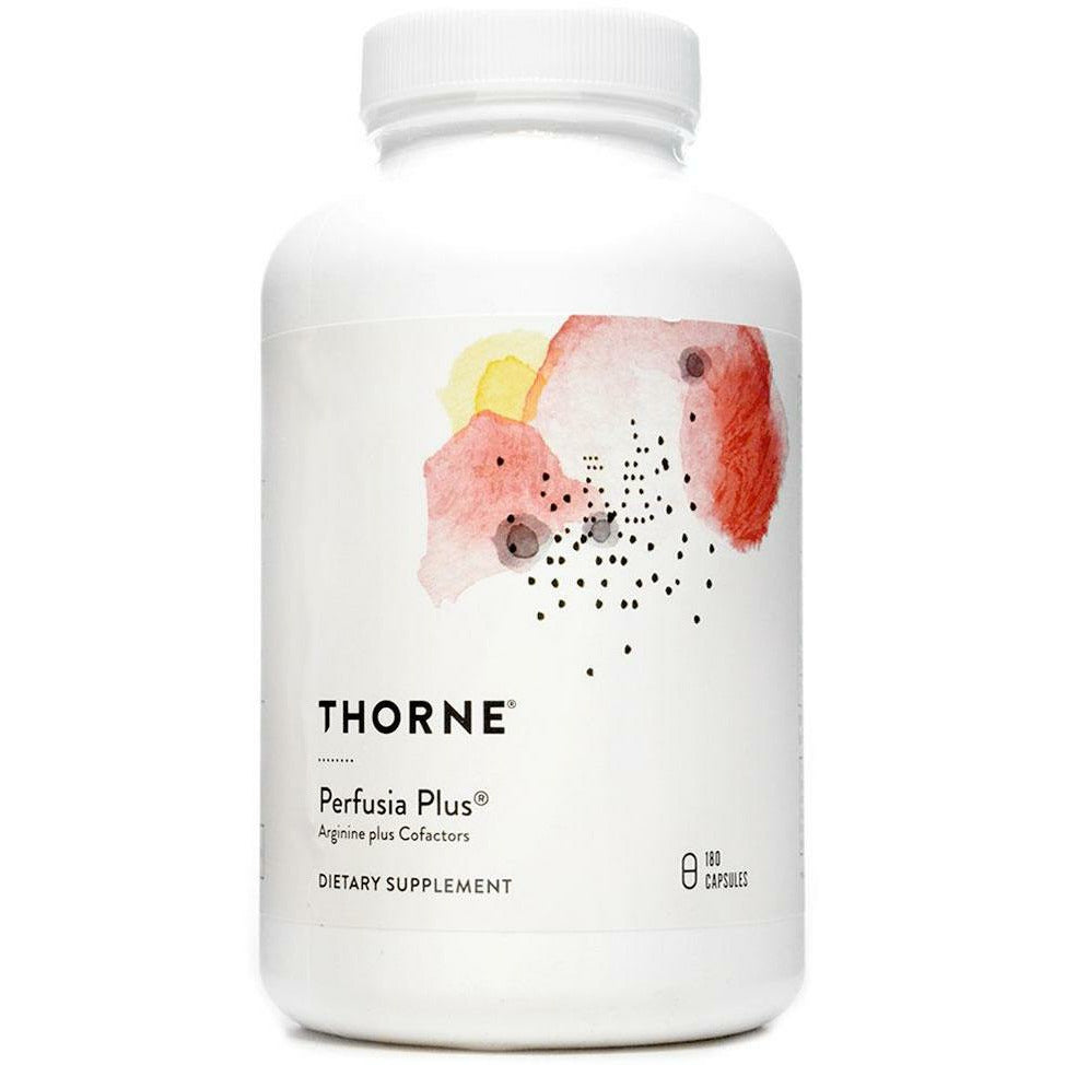Thorne Research, Perfusia Plus 180 vcaps