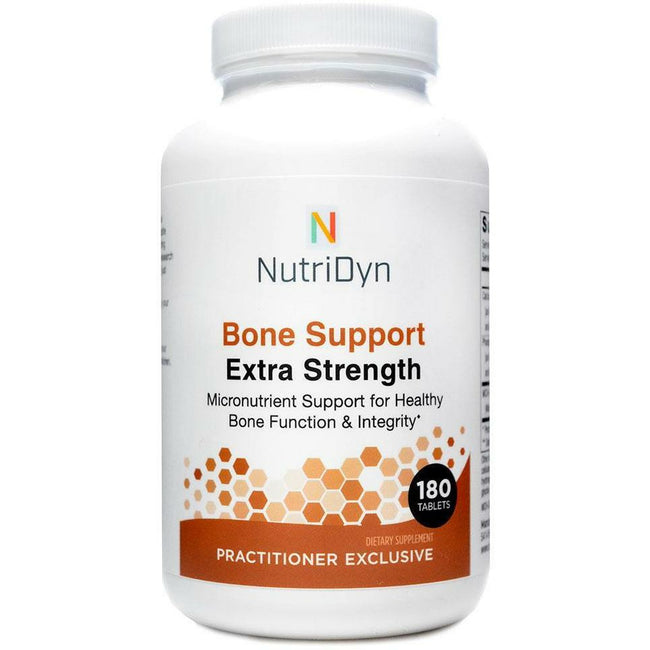 Nutri-Dyn, Bone Support Extra Strength 180 Tabs