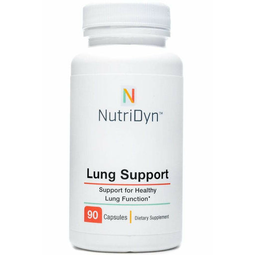 Nutri-Dyn, Lung Support 90 Caps