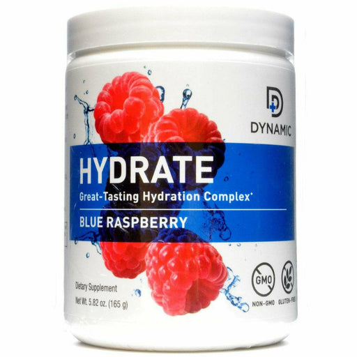 Nutri-Dyn, Dynamic Hydrate Blue Raspberry (30 Servings)