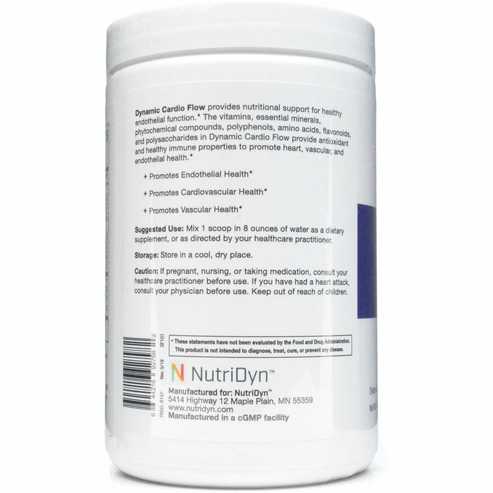 Dynamic Cardio Flow Berry by Nutri-Dyn