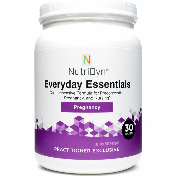 Nutri-Dyn, Everyday Essentials Pregnancy 30 pkts