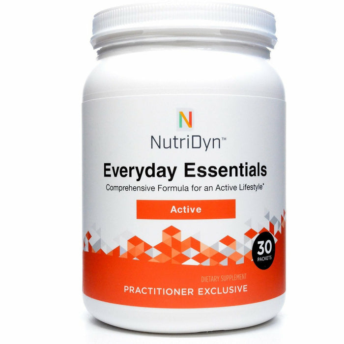 Nutri-Dyn, Everyday Essentials Active 30 pkts