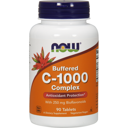 NOW, C-1000 (Buffered C) 90 tabs