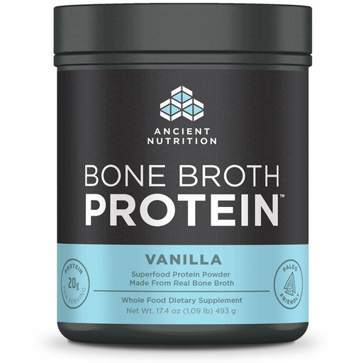 Ancient Nutrition, Bone Broth Protein Vanilla Creme (20 servings)