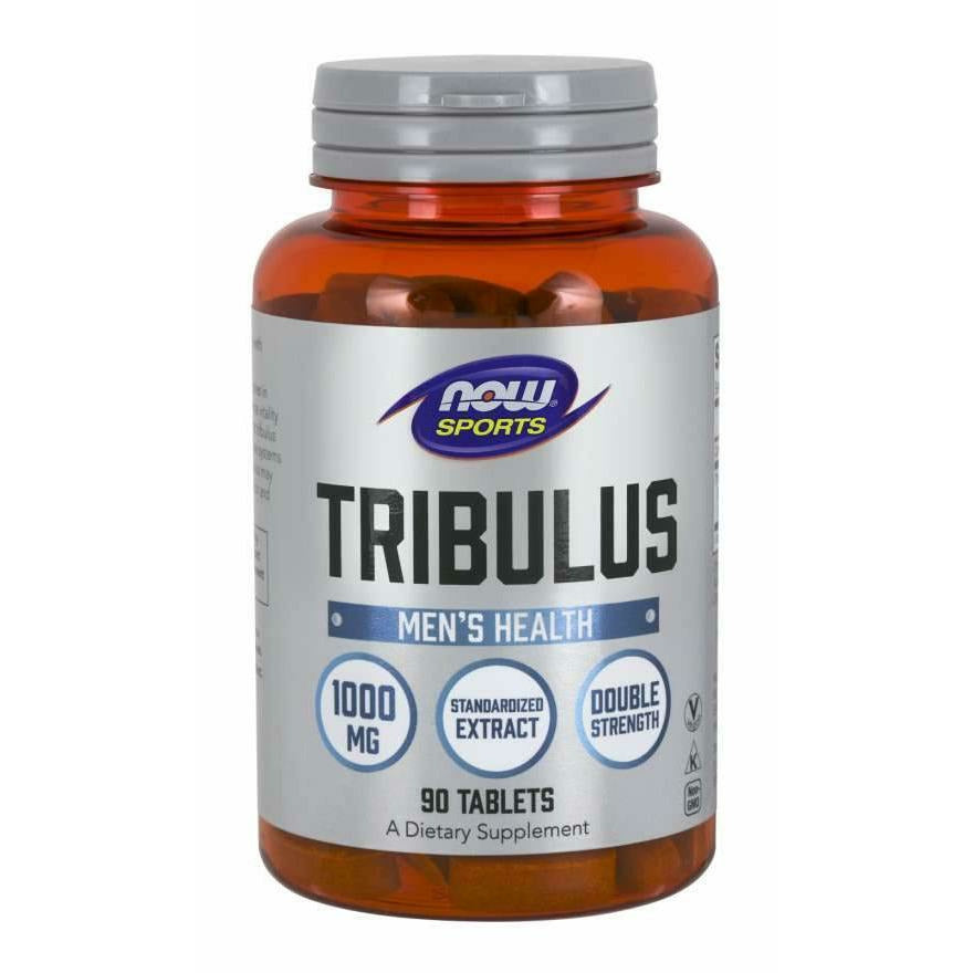 Tribulus 1,000 mg 90 tabs by NOW