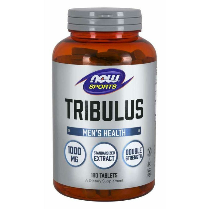 Tribulus 1,000 mg 180 tabs by NOW