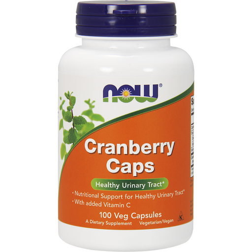 NOW, Cranberry Concentrate 100 caps