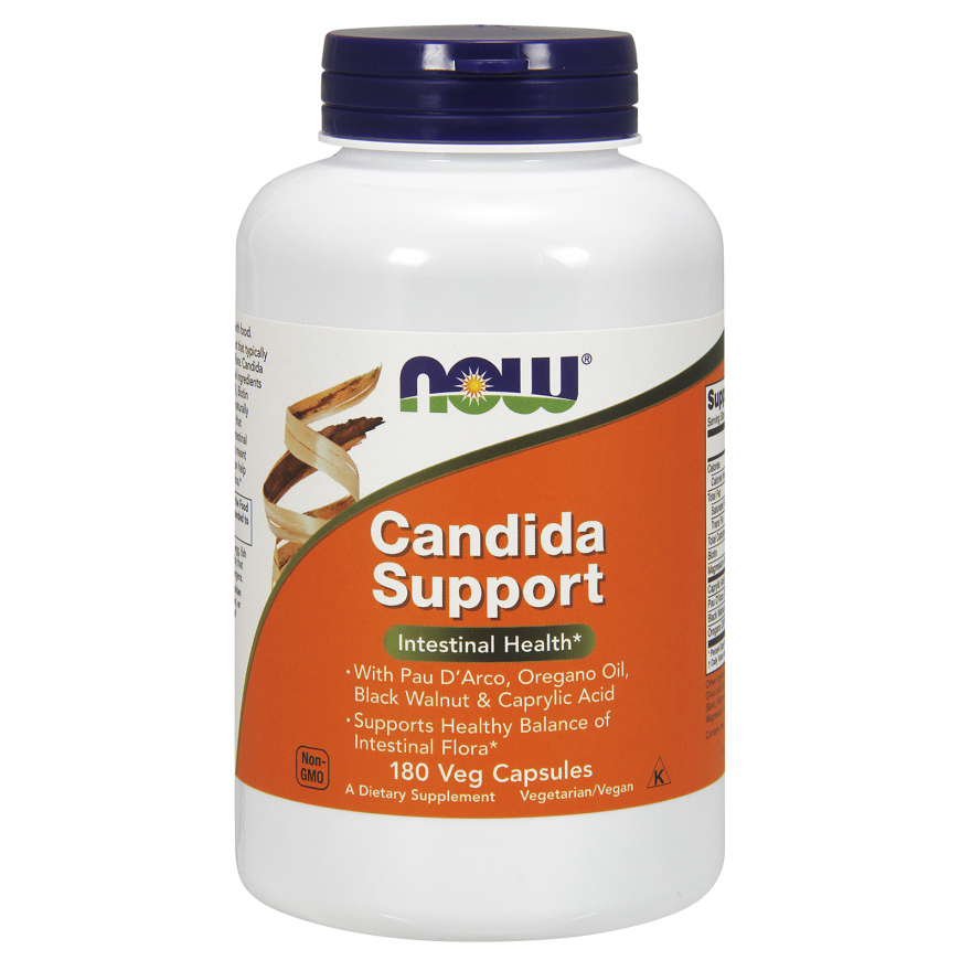 NOW, Candida Support