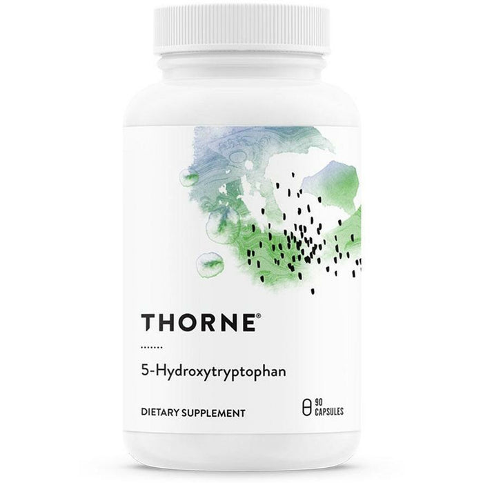 Thorne Research, 5-HTP 90 Vegetarian Capsules