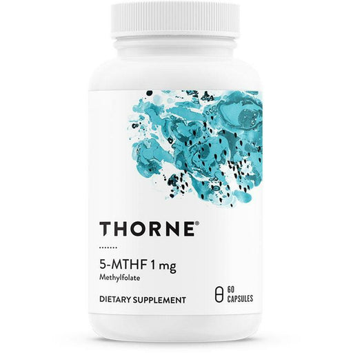 Thorne Research, 5-MTHF 1mg 60 Capsules