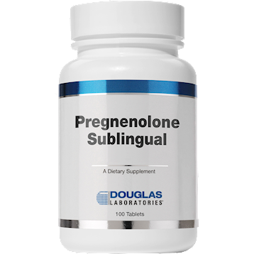 Pregnenolone 5 mg 100 tabs by Douglas Labs