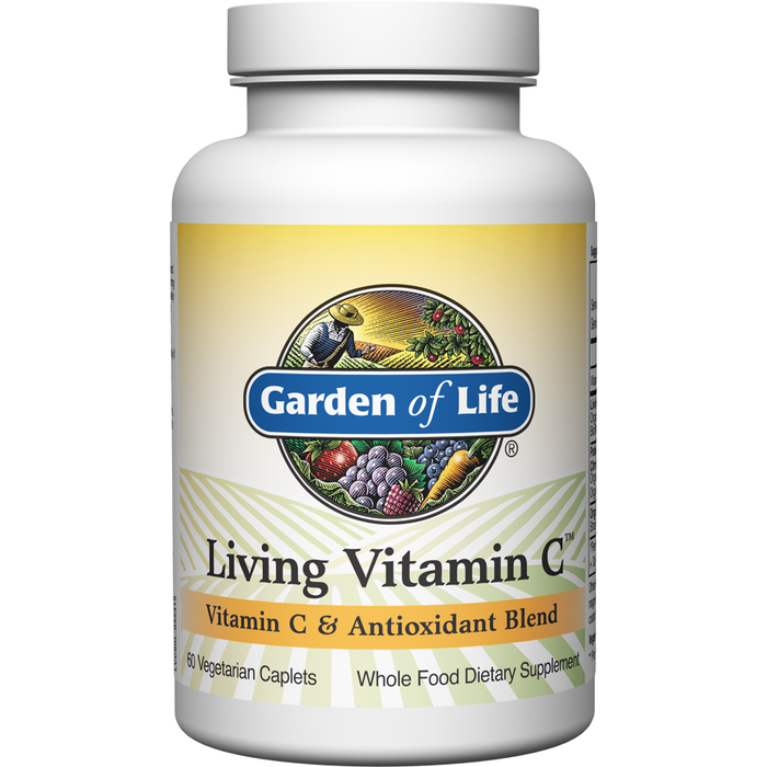 Living Multi Vitamin C By Garden Of Life