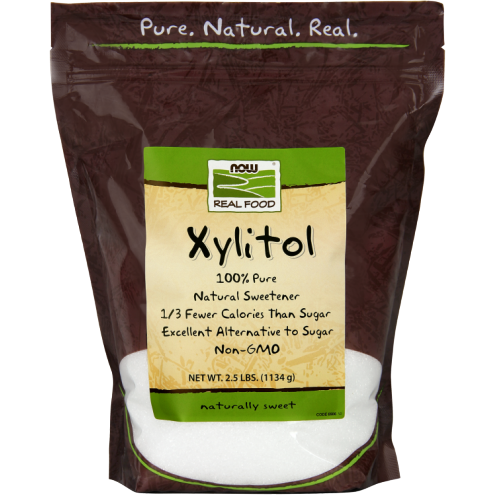 Now, Xylitol 2.5lb