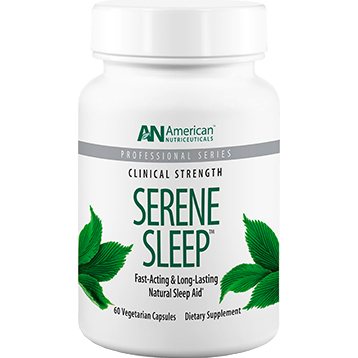 Serene Sleep 60 caps by American Nutriceuticals