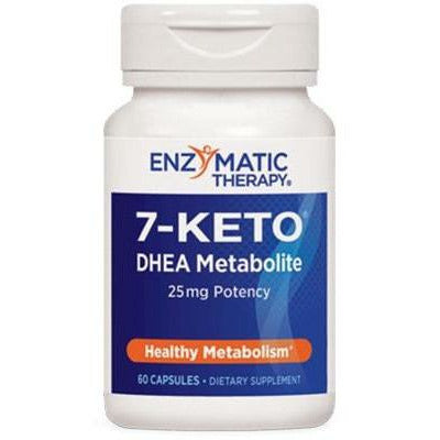 Enzymatic Therapy, 7-KETO3 DHEA 60 caps