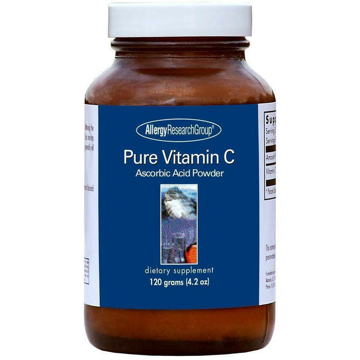 Allergy Research Group, Pure Vitamin C Powder 120 gms