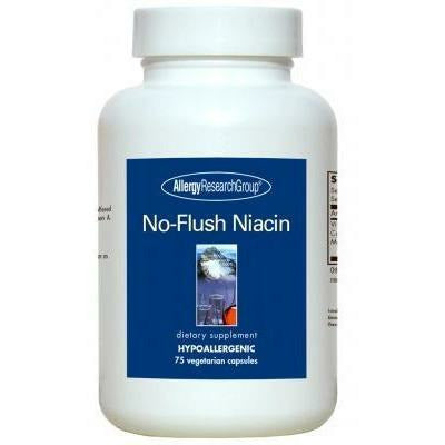 NoFlush Niacin 430 mg 75 caps