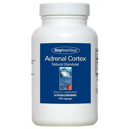 Adrenal Cortex 100 mg 100 vcaps by Allergy Research Group