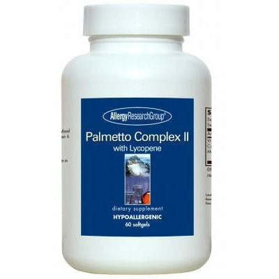 Allergy Research Group, Palmetto Complex II 60 gels