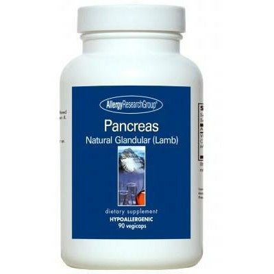 Allergy Research Group, Pancreas Lamb 425 mg 90 vcaps