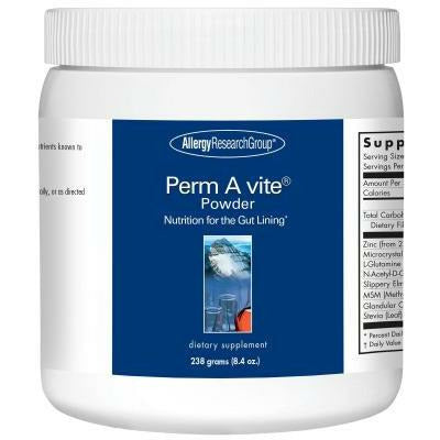 Allergy Research Group, Perm A vite Powder 300 gms