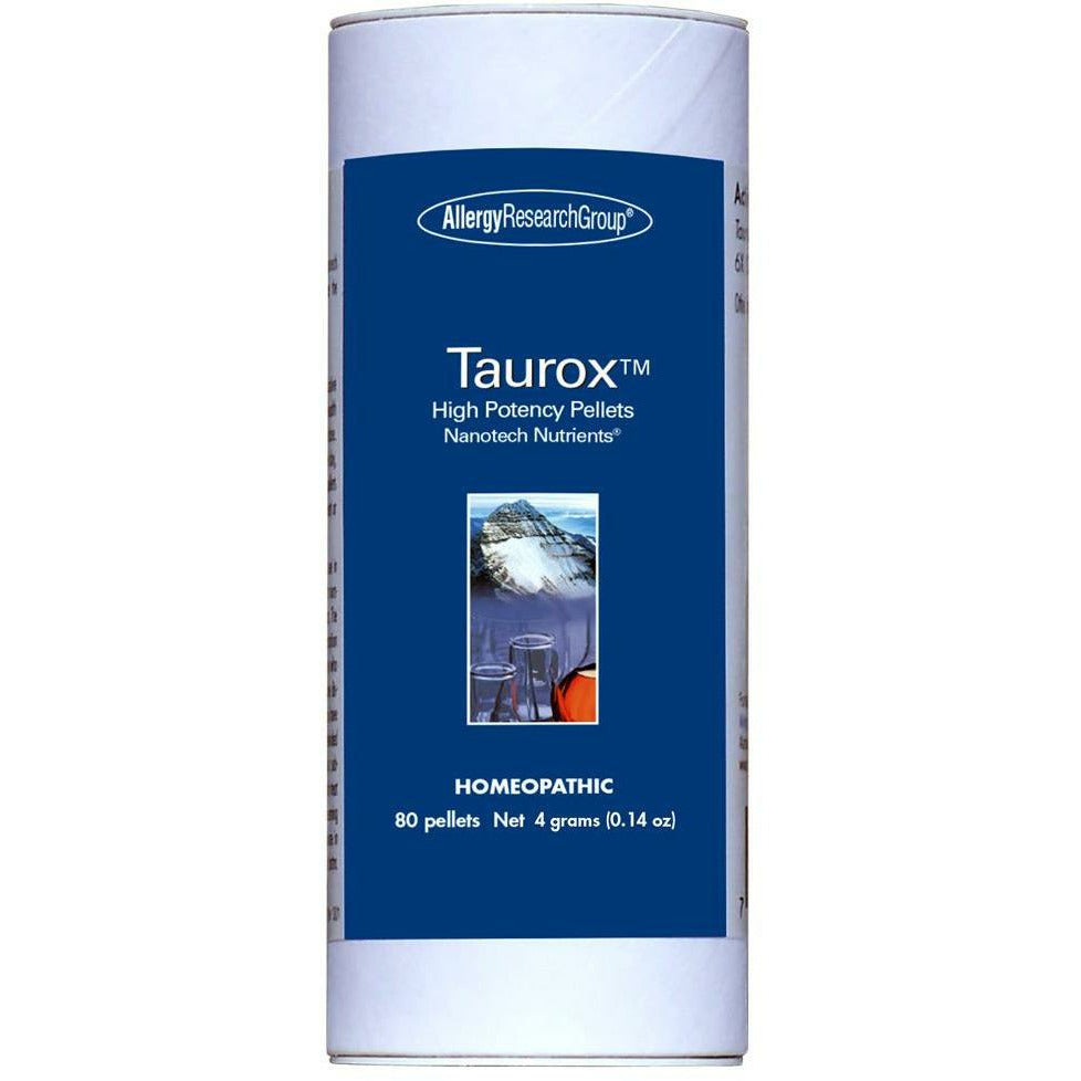Allergy Research Group, Taurox 80 plts