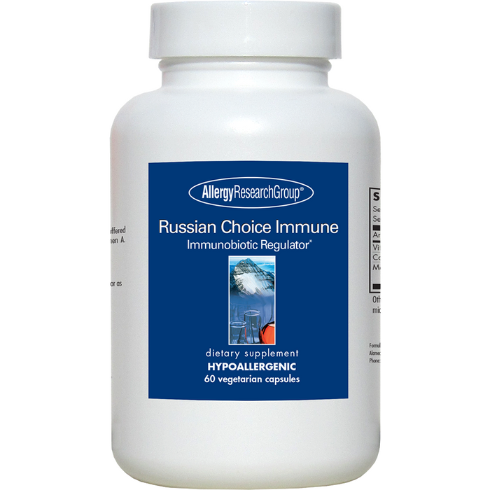 Allergy Research Group, Russian Choice Immune 200 vcaps