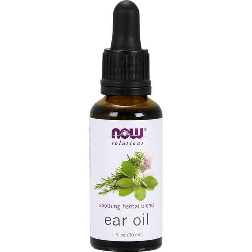 NOW, Ear Oil Relief 1 fl oz