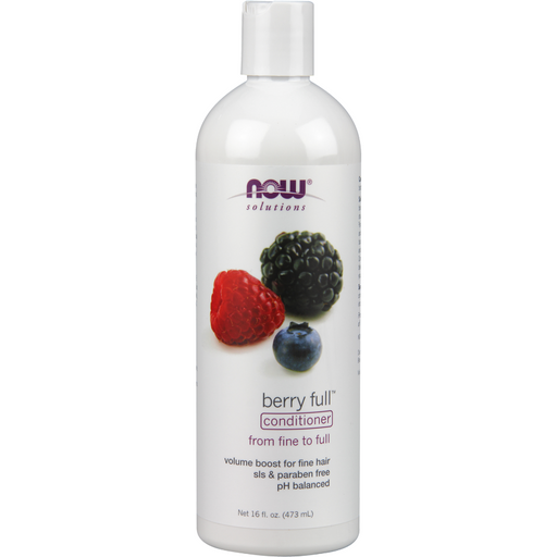 NOW, Berry Full Conditioner 16 fl oz