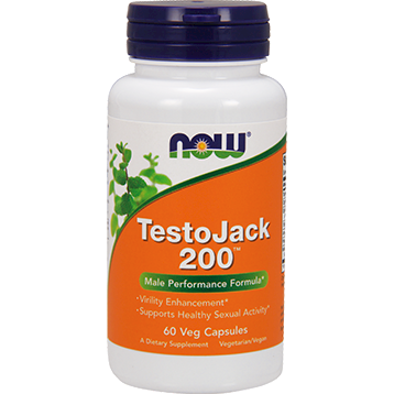 TestoJack 200 60 vcaps by NOW