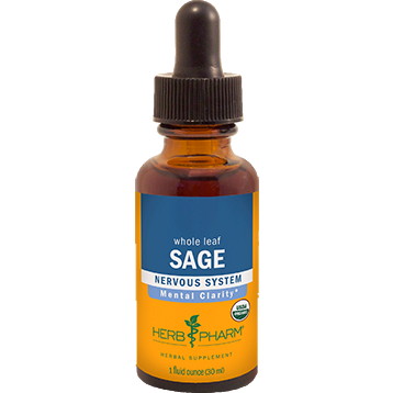 Herb Pharm, Sage 1 oz