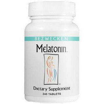 Bezwecken, Melatonin 240 tablets