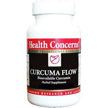 Health Concerns, Curcuma Flow 60 capsules