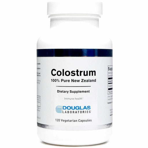 Douglas Labs, Colostrum 120 vcaps