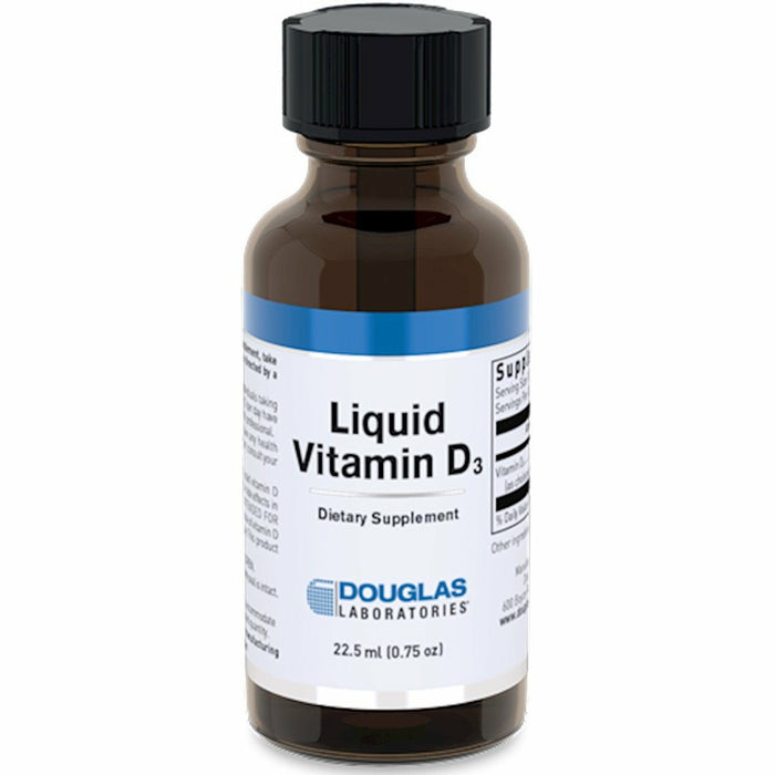 Liquid Vitamin D3 30 ml by Douglas Labs