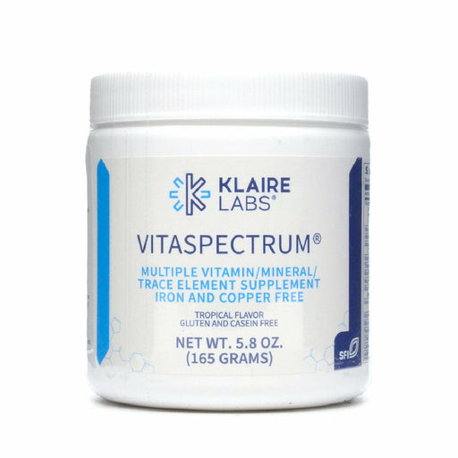 Klaire Labs, VitaSpectrum Powder (Tropical Flavor) 30 servings