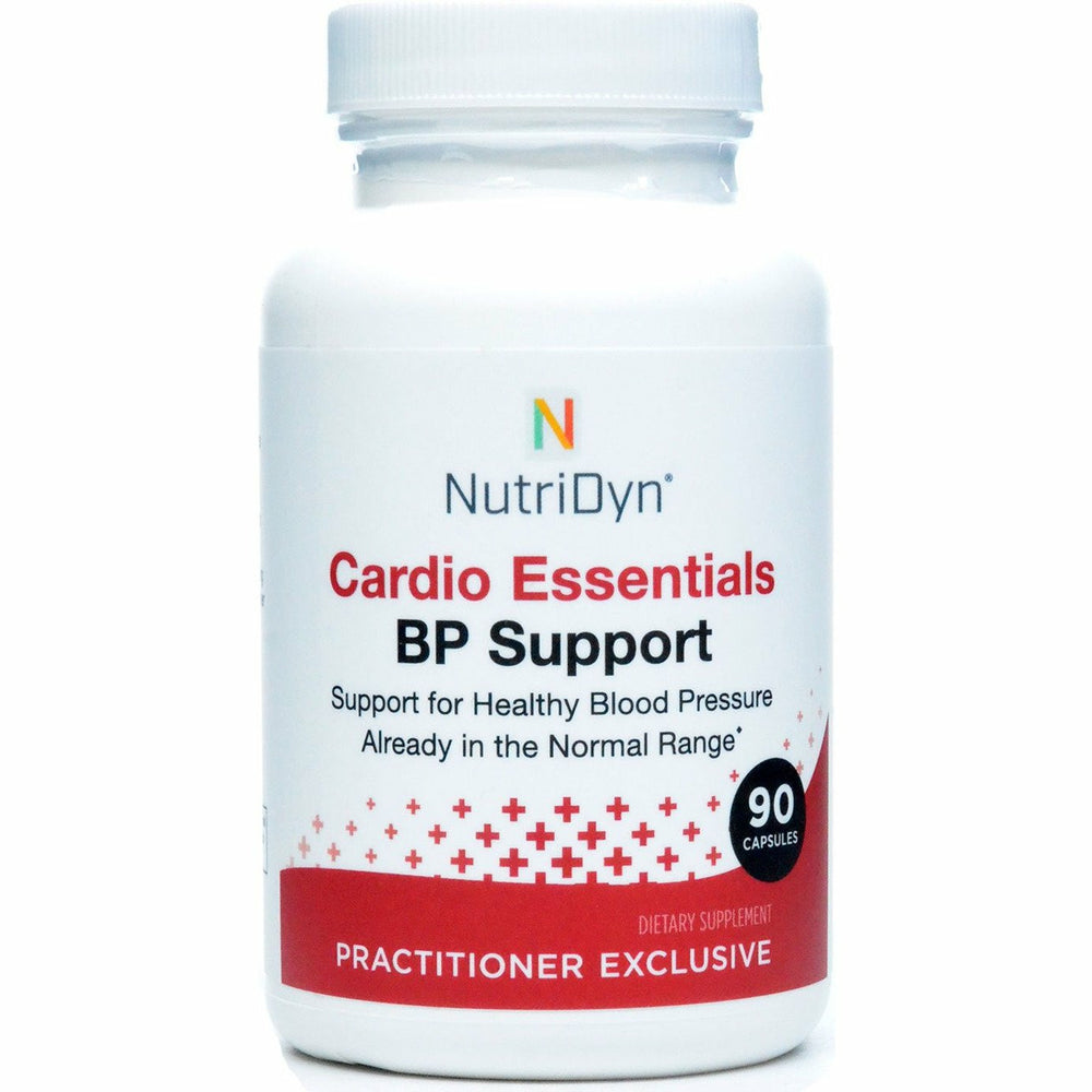 Nutri-Dyn, Cardio Essentials BP Support 90 caps