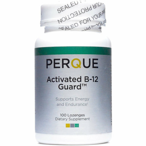 Perque, Activated B-12 Guard 2000 mcg 100 loz