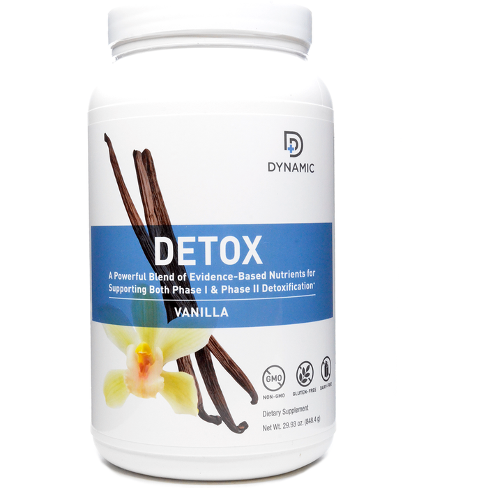 Dynamic Detox Program 10 Day by Nutri-Dyn