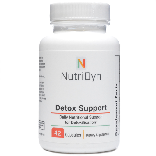 Nutri-Dyn, Detox Support 42 Caps