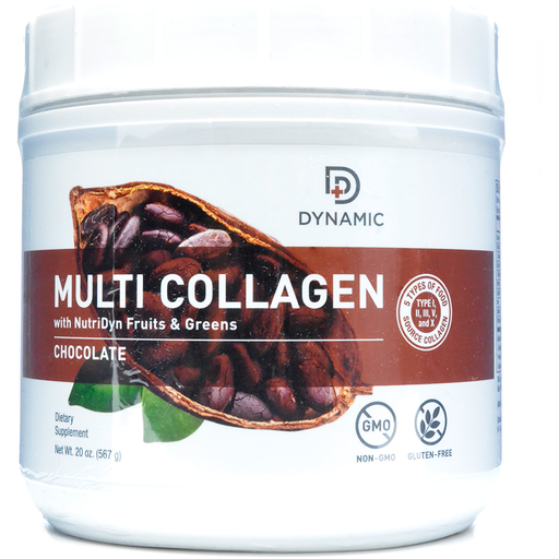 Nutri-Dyn, Dynamic Multi Collagen 20 oz. (30 Servings)