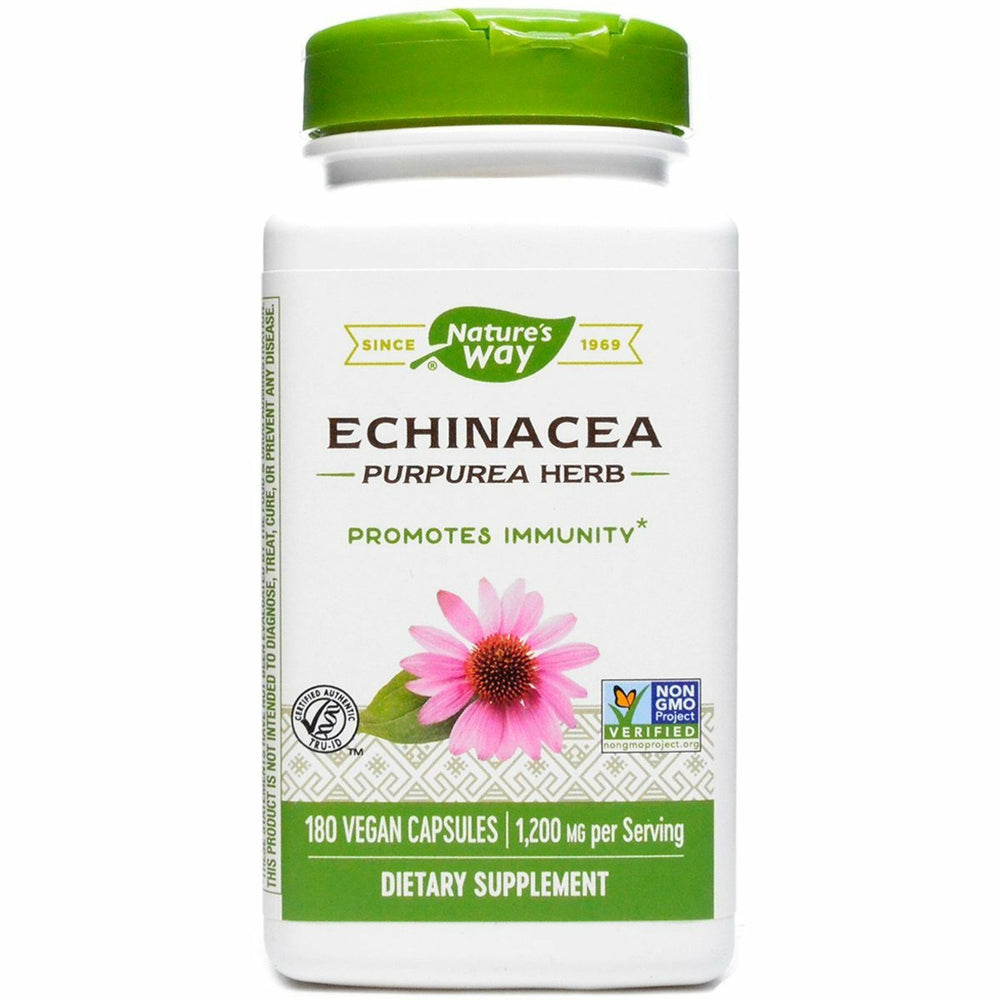Nature's Way, Echinacea 400 mg 180 caps