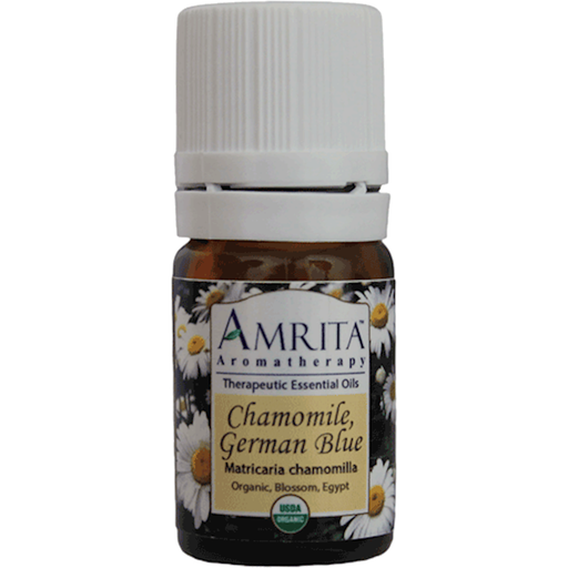 Amrita Aromatherapy, German Blue Chamomile 3 ml