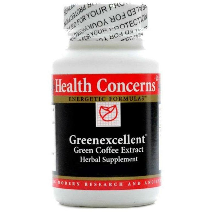 Greenexcellent 60 capsules by Health Concerns