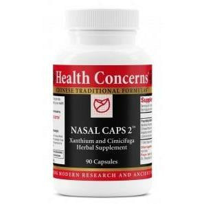 Nasal Caps 2 90 capsules by Health Concerns